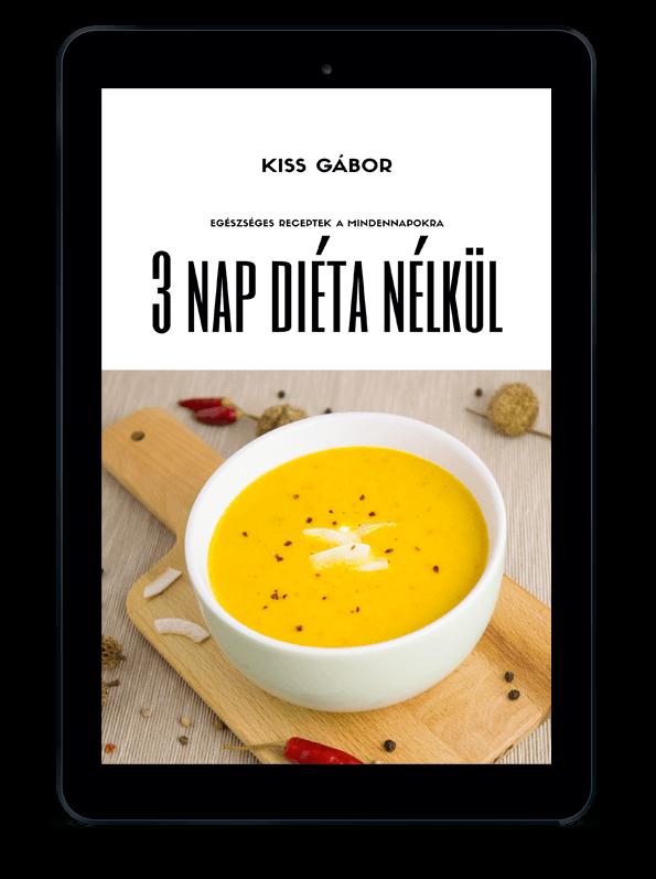 3 nap diéta nélkül e-könyv