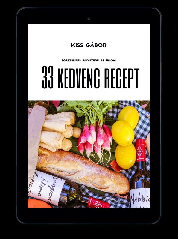 33 kedvenc recept