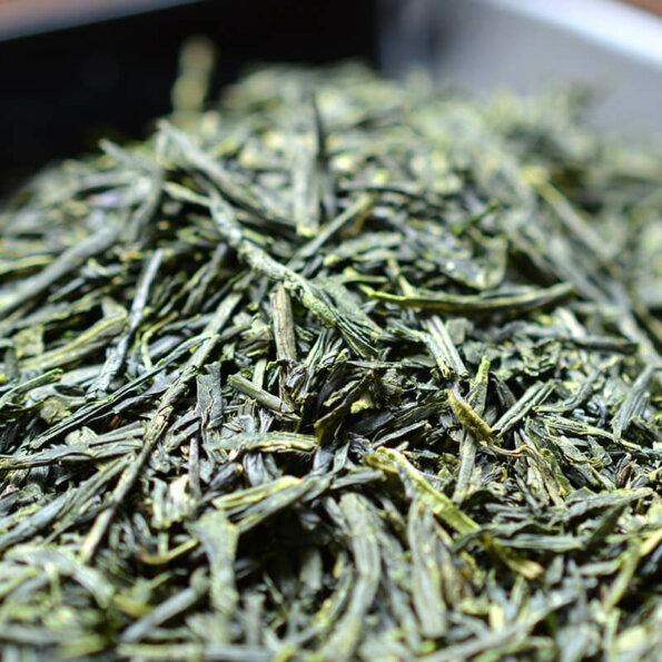 Minőségi szálas zöld tea