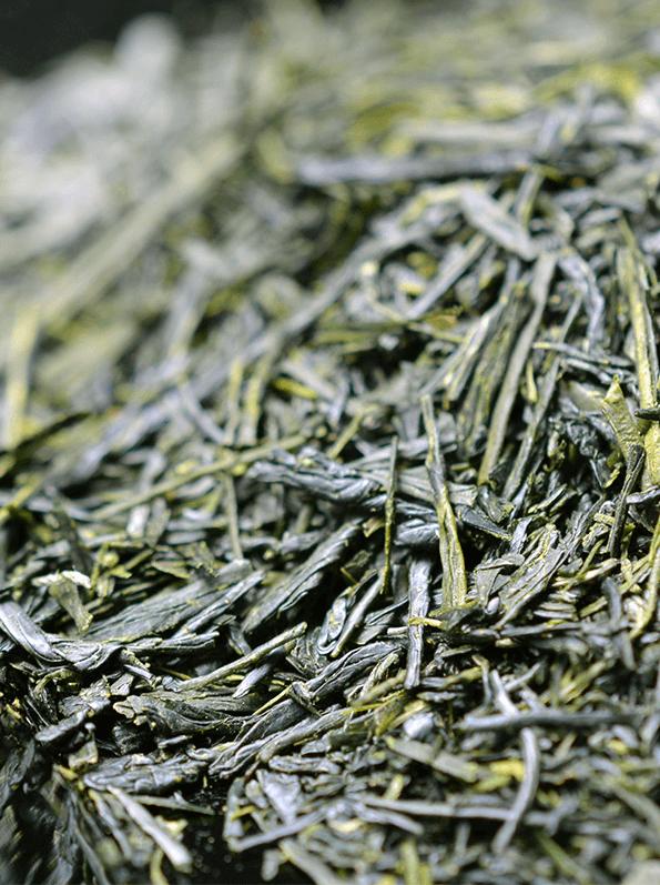 Sencha Kagoshima japán szálas zöld tea